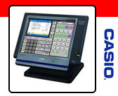 Casio QT-6000 Cash Register